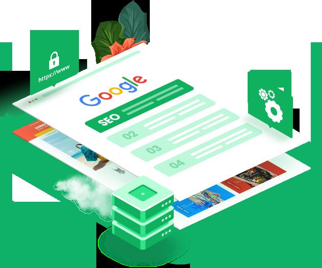 Website chuyên nghiệp và chất lượng
