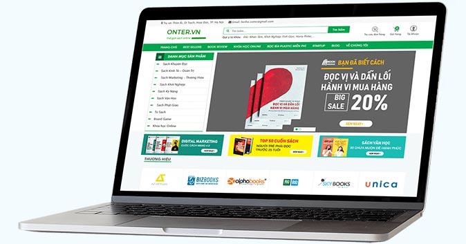 Dịch vụ chăm sóc Website Tăng tốc bán hàng