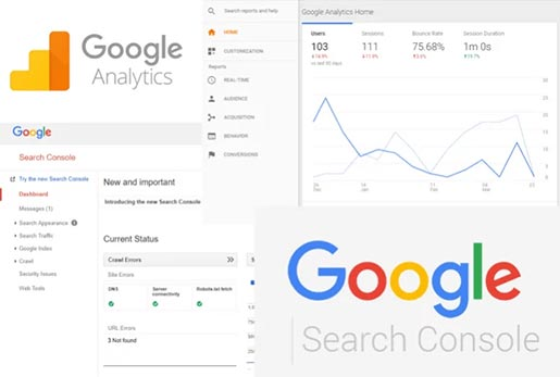 Google Analytic & Google Search Console